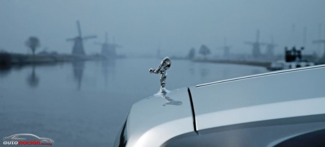 Rolls-Royce celebra la apertura de una nueva sala de exposiciones