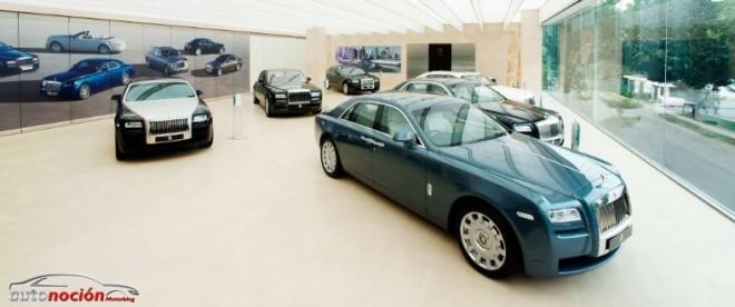 Rolls-Royce celebra una década de éxito en Singapur