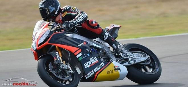 Test de Superbikes en Jerez antes de la segunda carrera