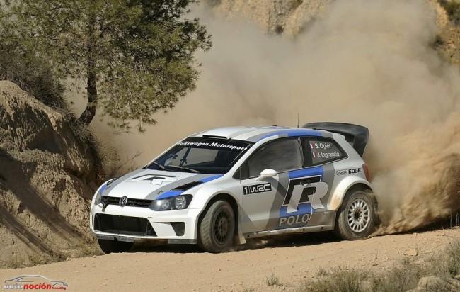 Volkswagen inscribe un segundo equipo en el WRC