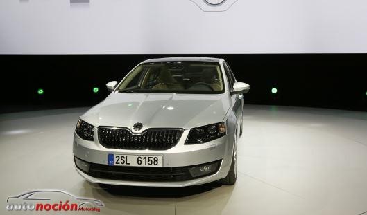 El nuevo Škoda Octavia supera con éxito las pruebas Euro NCAP