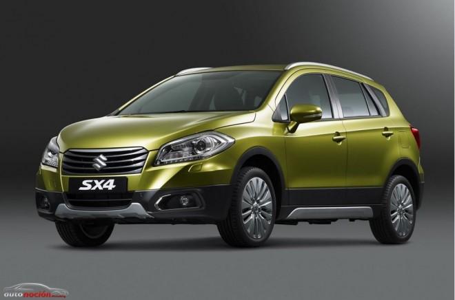 La Universidad Francisco de Vitoria colabora en la promoción del nuevo Suzuki SX4