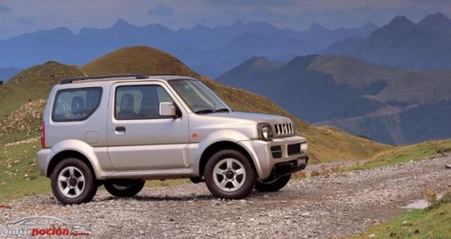 La historia del 4WD de Suzuki (Parte 1/3)