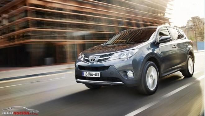 Precio de lanzamiento del nuevo Toyota RAV4