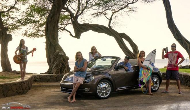 Prueba un Volkswagen Beetle Cabrio en Hawai a través de Facebook