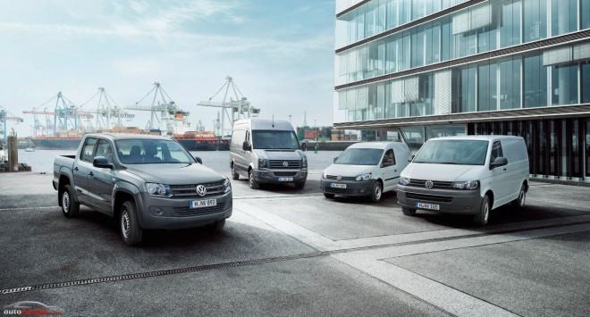 Volkswagen Vehículos Comerciales logra importantes resultados en 2012
