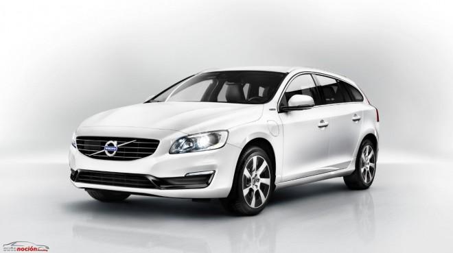 Volvo V60 Plug-in Hybrid candidato al World Green Car of the Year