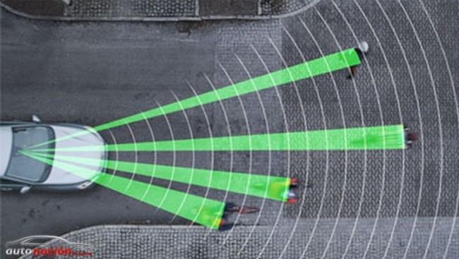 Volvo presenta el sistema de Detección de ciclistas con frenada automática