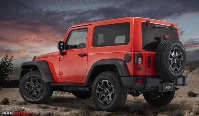 Jeep pone a la venta el Wrangler Moab desde 35.800 €