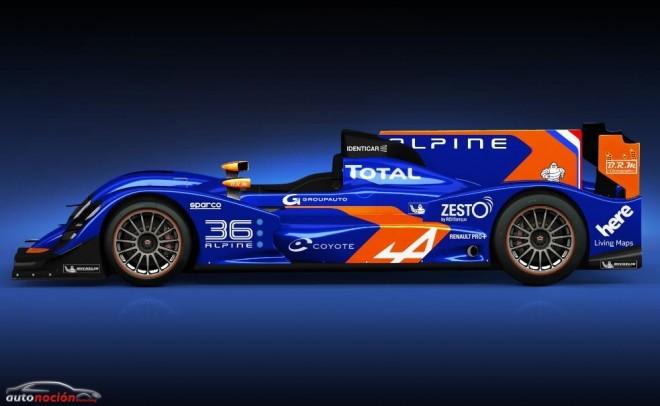 El pasado y el presente de Alpine en las 24 Horas de Le Mans