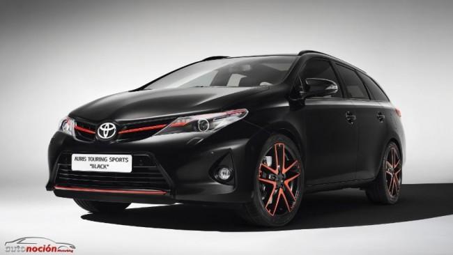 Toyota Auris Touring Sports: Híbrido y Radical