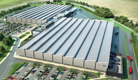engine manufacturing center jaguar land rover