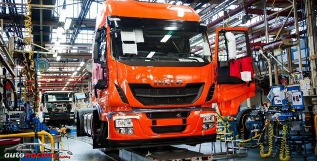 Información sobre el nuevo ERE temporal acordado en la planta de Iveco en Valladolid
