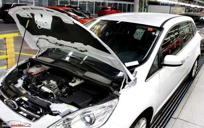 Sale la Unidad 300.000 del Ford C-MAX de la Planta de Almussafes