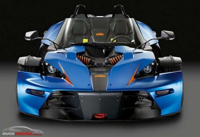 Nuevo KTM X-Bow GT: Los nuevos añadidos hacen aumentar su peso