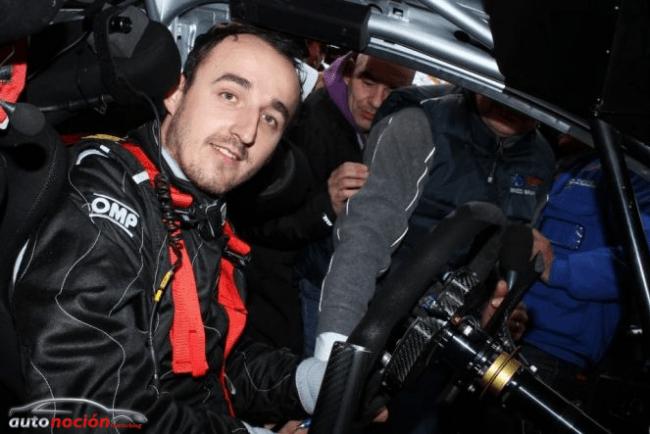 Robert Kubica participará en el Mundial de Rallys