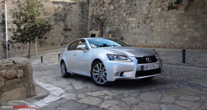 Prueba del Nuevo Lexus GS450h: Un Híbrido de Alto Standing