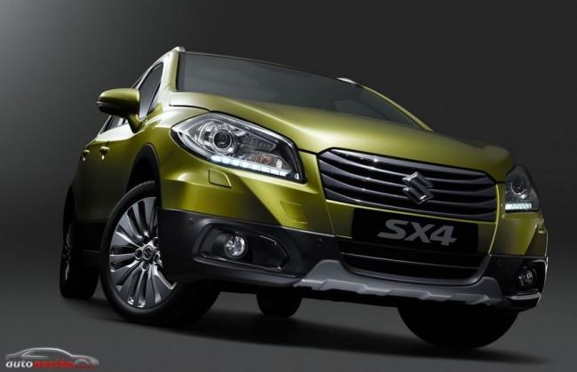Nuevo Suzuki SX4: Más crossover que nunca