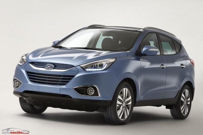 Nuevo Hyundai ix35: Nuevas motorizaciones y mejora en el equipamiento