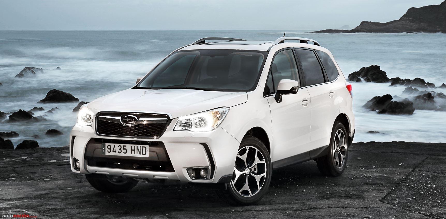 Nuevo Forester: Más Subaru que nunca