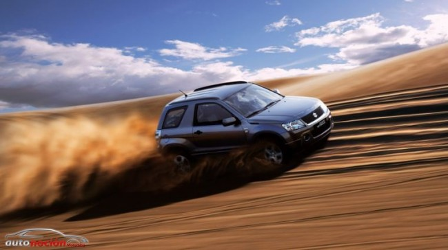 La historia del 4WD de Suzuki (Parte 2/3)