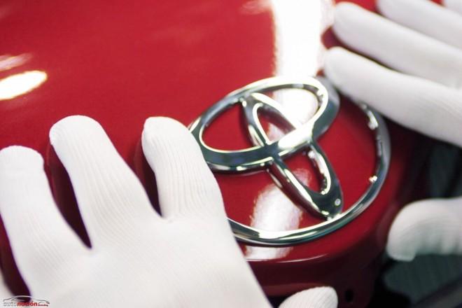 Toyota ha sido considerada la marca de automoción más valiosa del mundo