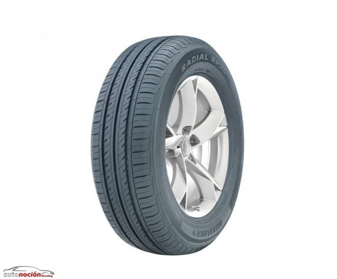 Westlake se convierte en el fabricante de neumáticos más grande de China