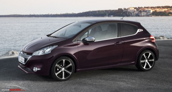 Chic, Sexy y Exclusivo: Peugeot 208 XY