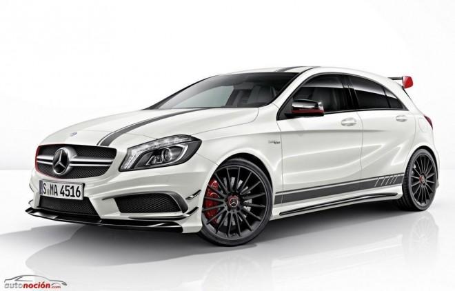 Mercedes-AMG ha anunciado los precios oficiales para Europa del A45 AMG, del A45 AMG Edition 1 y del C63 AMG 507