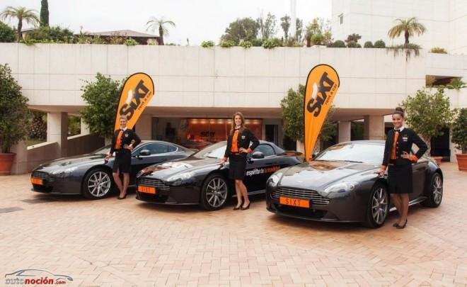 Si piensas alquilar un coche, ¿por qué no un Aston Martin?