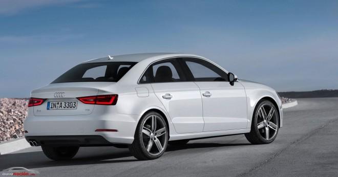 El A3 Sedán: Cabeza de Cartel de Audi en el Salón del Automóvil de Barcelona