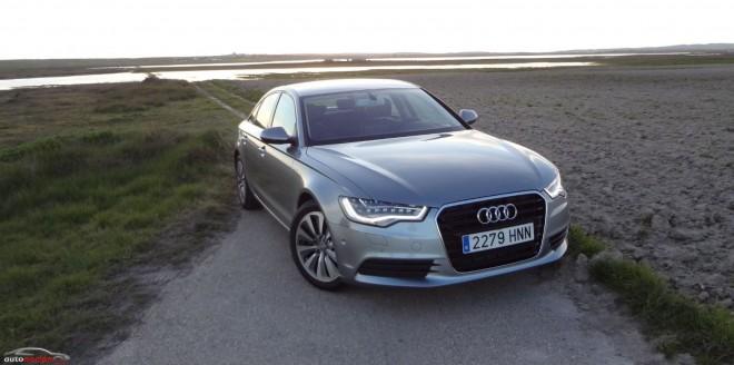 Prueba Audi A6 hybrid: Una berlina híbrida a la alemana