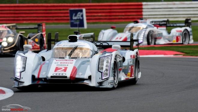 Los R18 híbridos dominan la primera prueba del Mundial de Resistencia en Silverstone