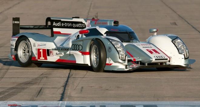 El Sábado vuelve el duelo entre Audi y Toyota: Spa Francochamps