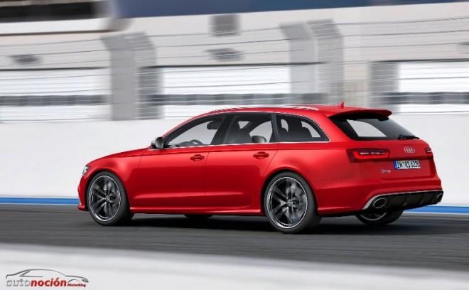 Audi inicia la comercialización del nuevo RS 6 Avant