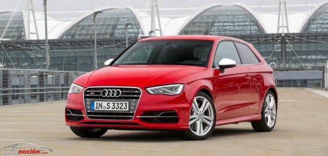 Compacto y dinámico: nuevo Audi S3