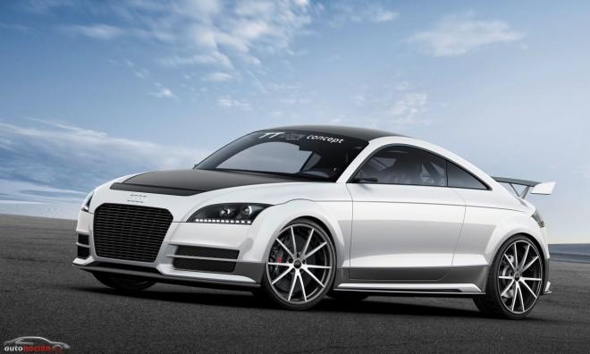 Audi desvelará el Audi TT ultra quattro concept en Wörthersee