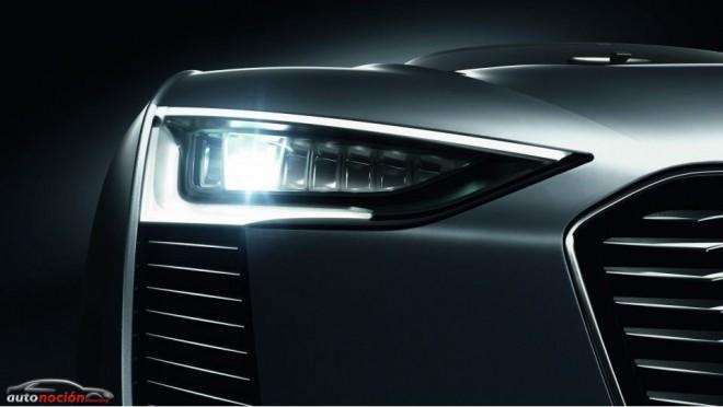 Audi Matrix LED, una vez más pionera en tecnología de la iluminación