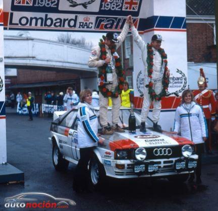 Audi Tradition presente en todo tipo de eventos