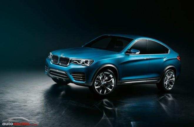 BMW X4: El segundo Sports Activity Coupé made in EE.UU.