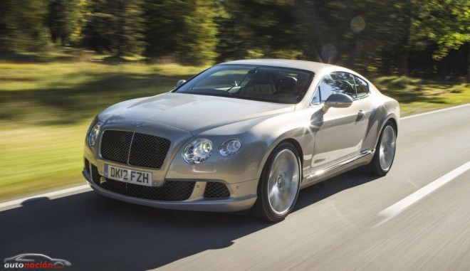 Las ventas de Bentley se incrementan un 25%