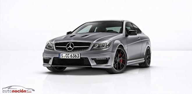 """Mercedes-Benz lanza el C 63 AMG """"Edition 507"""""""