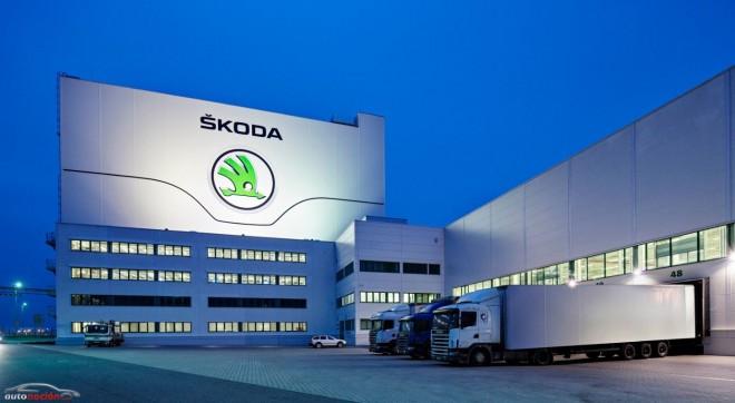 Nuevo Centro de Recambios de ŠKODA en Mladá Boleslav: Piezas en toda Europa en menos de 24h
