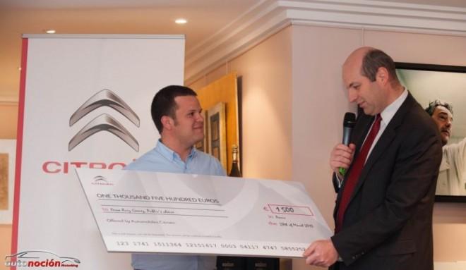 Citroën Créative Awards premia un proyecto español