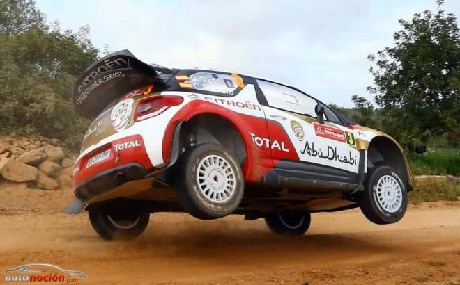 Rally de Portugal: Dani Sordo el más rápido en el tramo de calificación