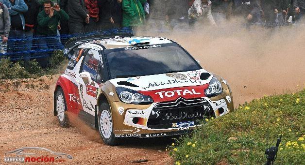 Dani Sordo segundo en la primera jornada del Rally de Portugal