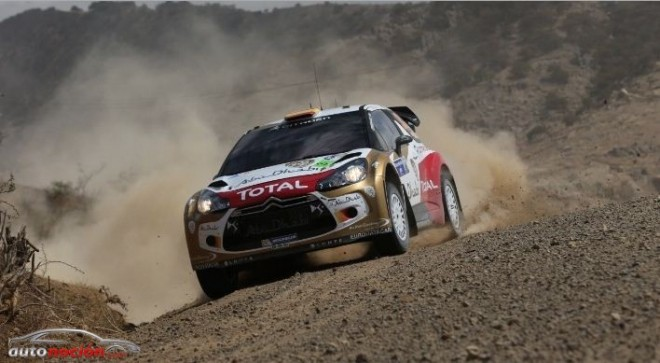Dani Sordo ganó el Fafe Rallysprint