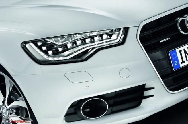 La tecnología LED de Audi reconocida por la UE como innovación tecnológica