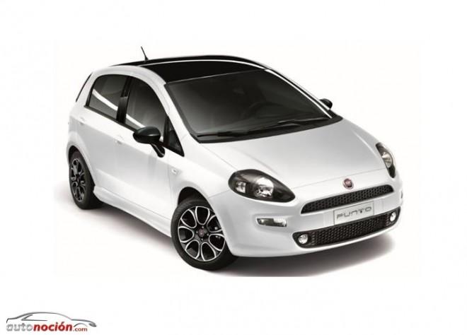 El Fiat Punto cumple 20 años y lo celebra con una edición especial muy bien equipada