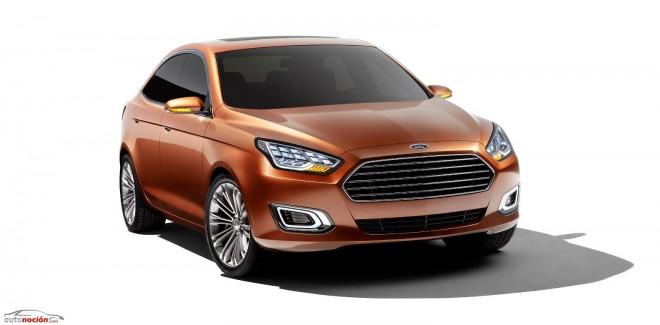 El Ford Escort se quedará en el mercado chino como modelo asequible